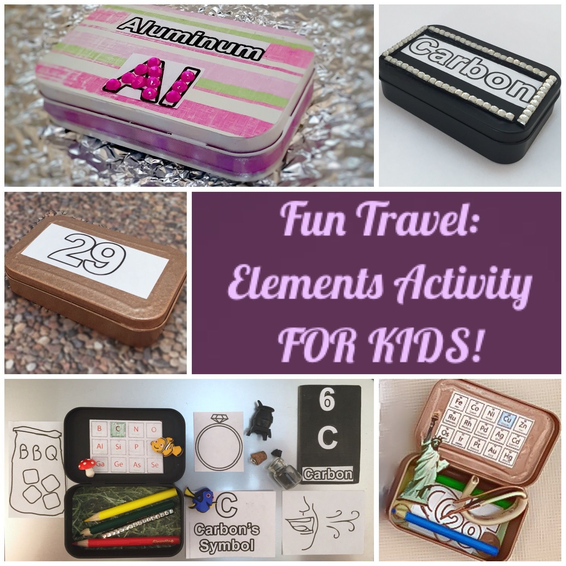 Travel periodic table elements activity for kids using altoid tins travel periodic table elements activity for kids using altoid tins urtaz Images
