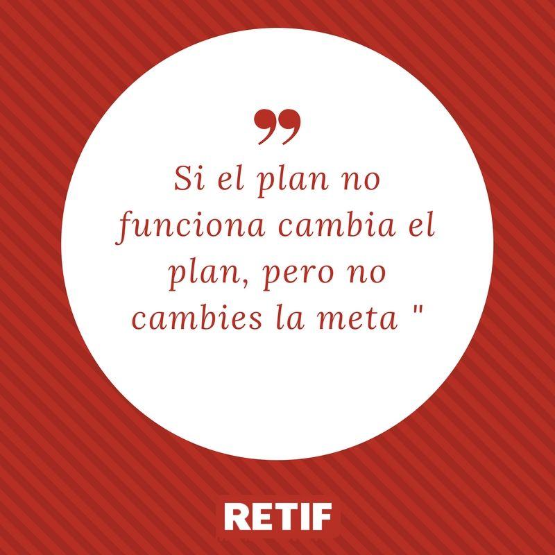 Hay que luchar por las metas que nos proponemos para conseguirlas, ¡no os rindáis! #FelizLunes #motivación #metas #objetivos