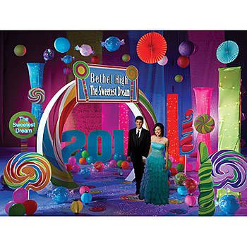 Top 10 Prom Themes Chrismass Prom Themes Candy Theme