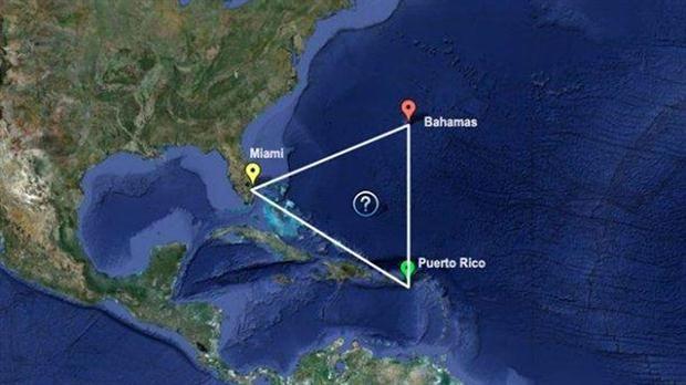 El Triángulo De Las Bermudas 50 Años De Mitos Y Desapariciones Puerto Rico Photo Puerto