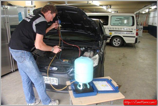 Nice Car Air Conditioning Repair