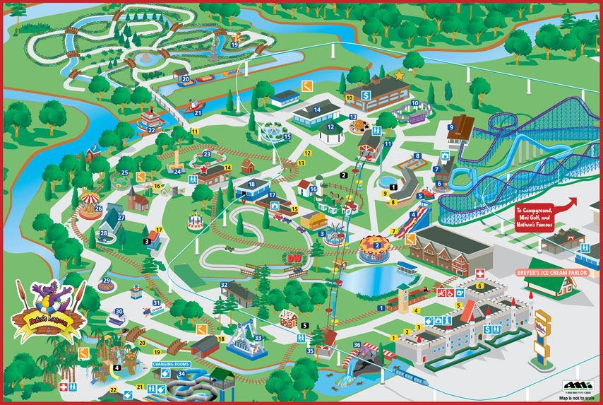 Fun Place To Go With Friends With Older Kids Too Dutch Wonderland Fun Places To Go Places To Go