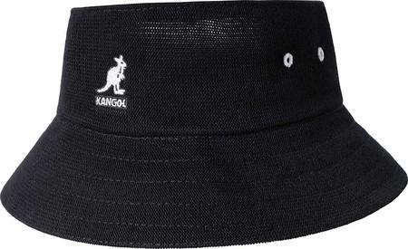 7feedb28845db KANGOL Kangol Bamboo Cut Off Bucket Hat.  kangol