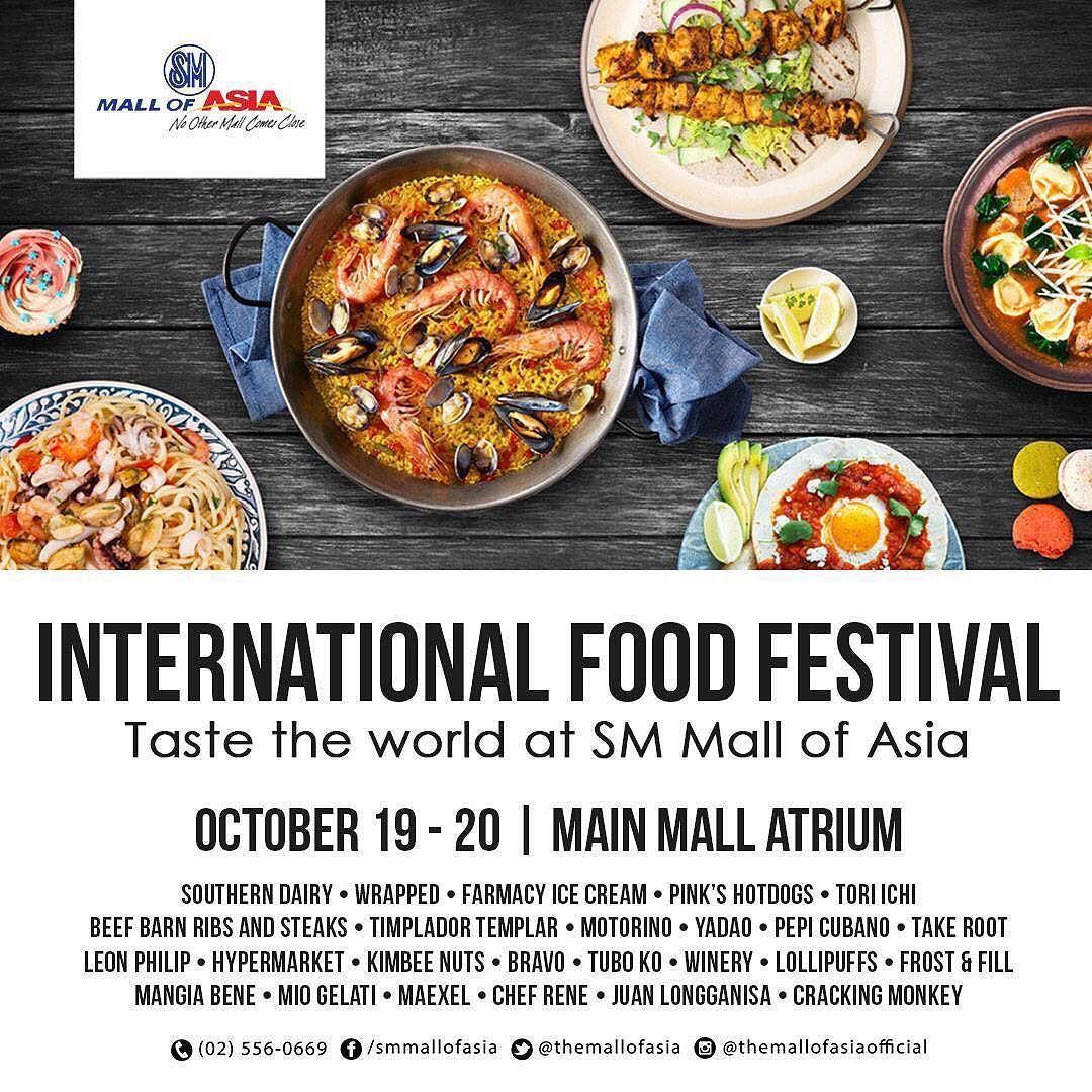 Amazing International Food Fair Ideas