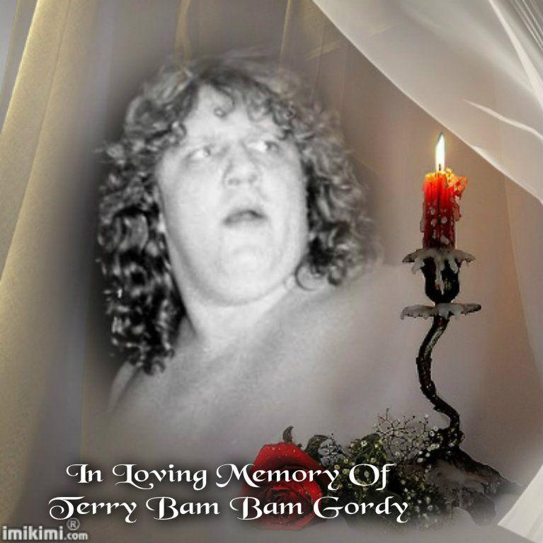 Terry Bam Bam Gordy