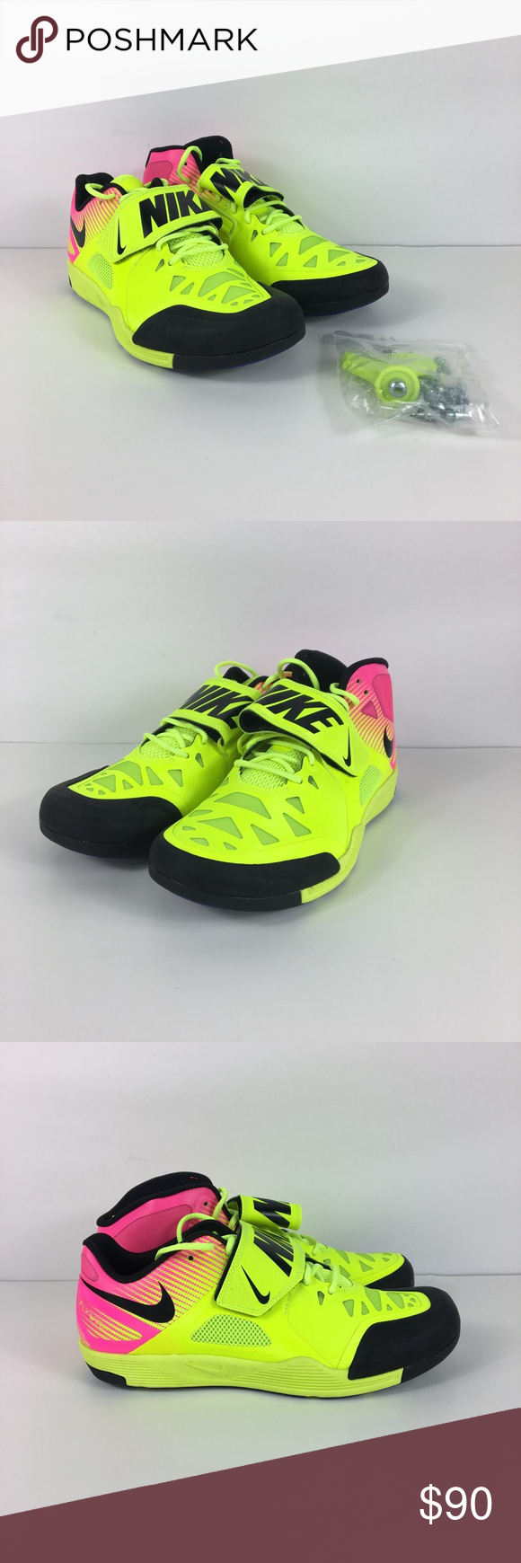 c0c257504cf8 Nike Mens Zoom Javelin Elite 2 OC Throwing Shoes Nike Size 7 Mens Zoom  Javelin Elite 2 OC Flywire Throwing Shoes 882020-999 New Brand new without  box Does ...