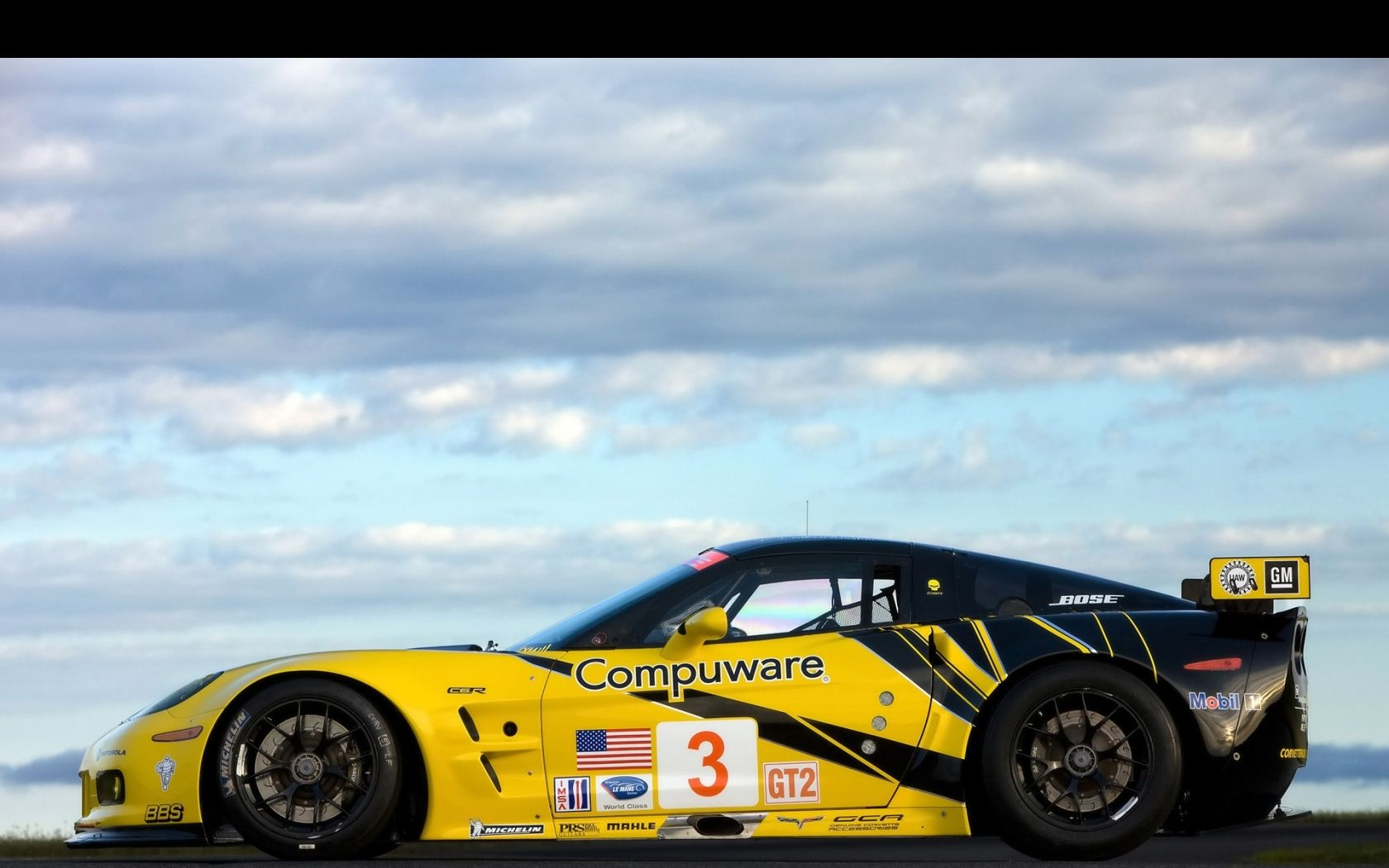 Corvette Wallpaper Art Hd Wallpaper Corvette Race Car