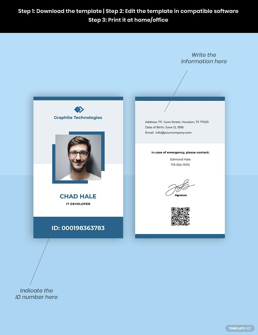 Printable Id Card Maker Businesscardmakersoftware Com Free Download Borrow And Streaming Internet Archive Editing Symbols Cards Card Maker