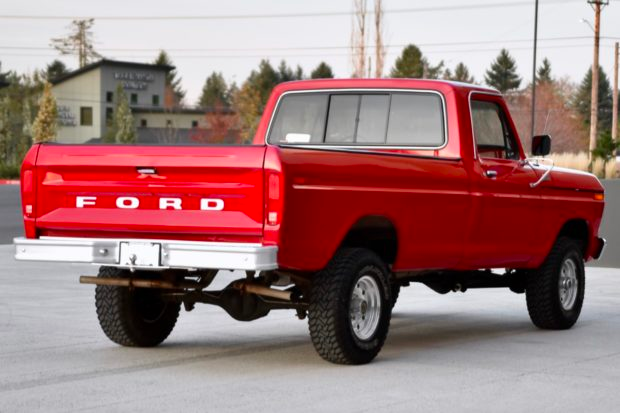 1978 Ford F 150 Ranger 4x4 Ford F150 Ranger 4x4 Ford
