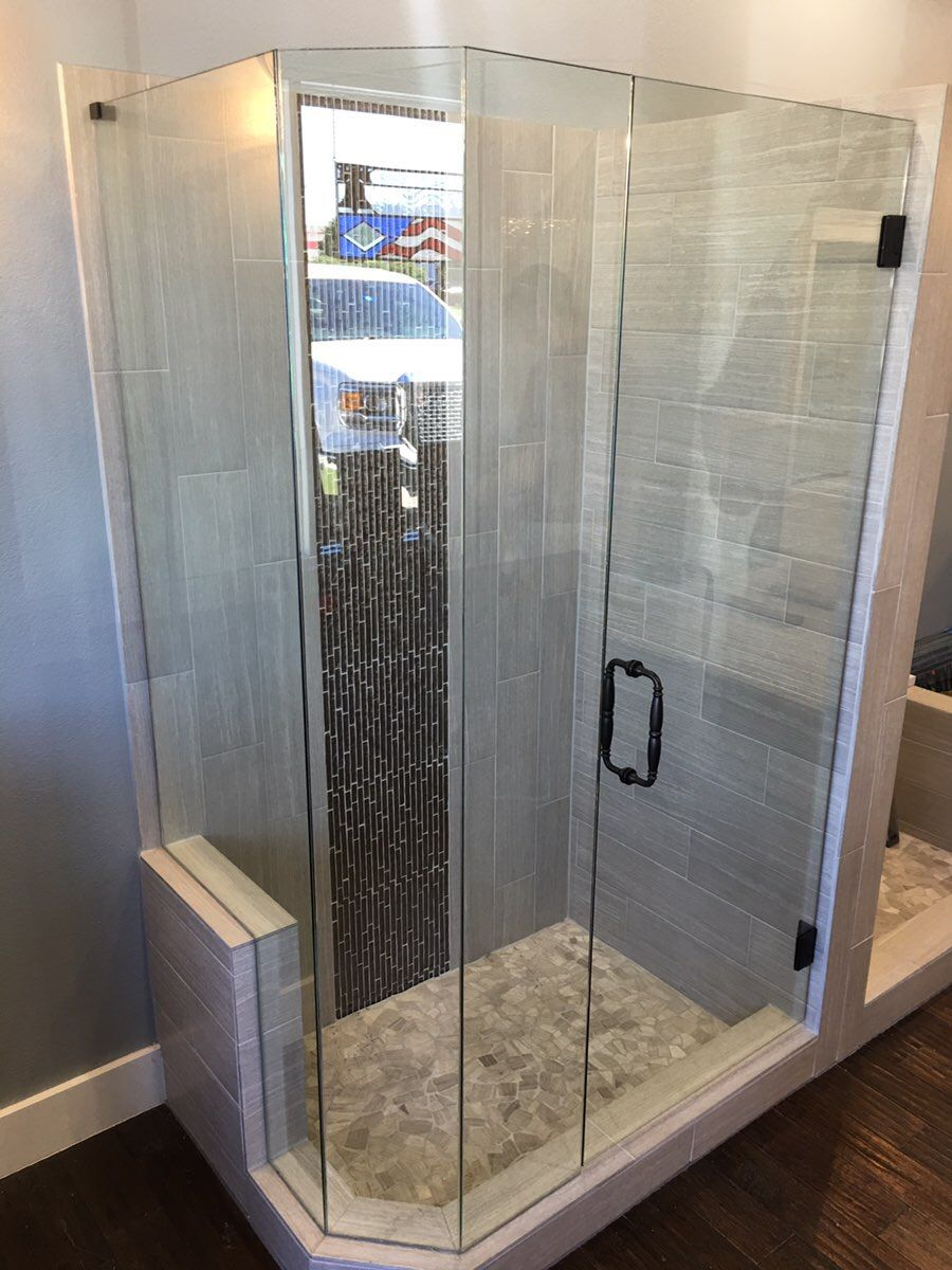 We Have Various Showers Set Up In Our Showroom For You To View This