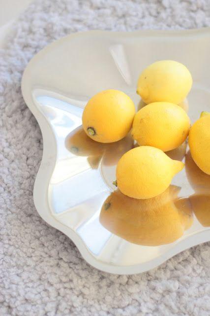 Home Vanilla: Keltainen tuo kevään