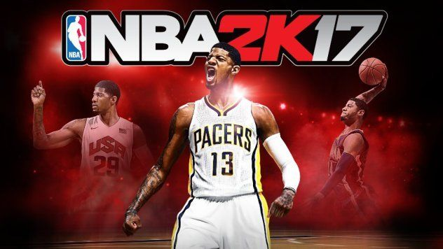 NBA 2K17 MOD APK + Data For Android [Unlimited Money] Latest