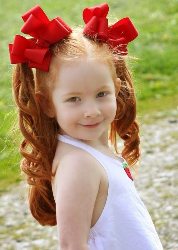 "Large 6/"" Handmade Bow Hair Alligator Clip Girl Ribbon Kid Sides Set School Party"