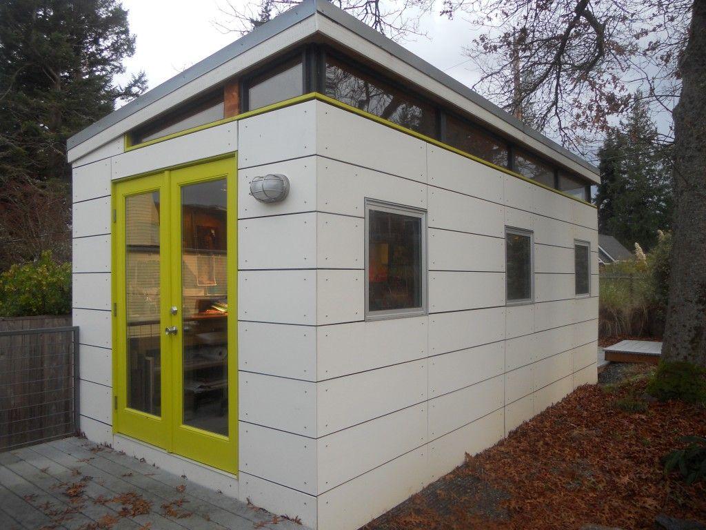 10u0027 X 20u0027 Studio   Vashon Island | Westcoast Outbuildings