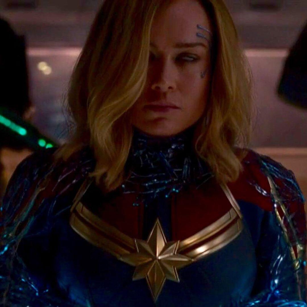 Captain Marvel Movie Pic Frm Brie Kit Larson Ig Captainmarvel Brielarson Marvel Captain Marvel Captain Marvel Carol Danvers Movie Pic