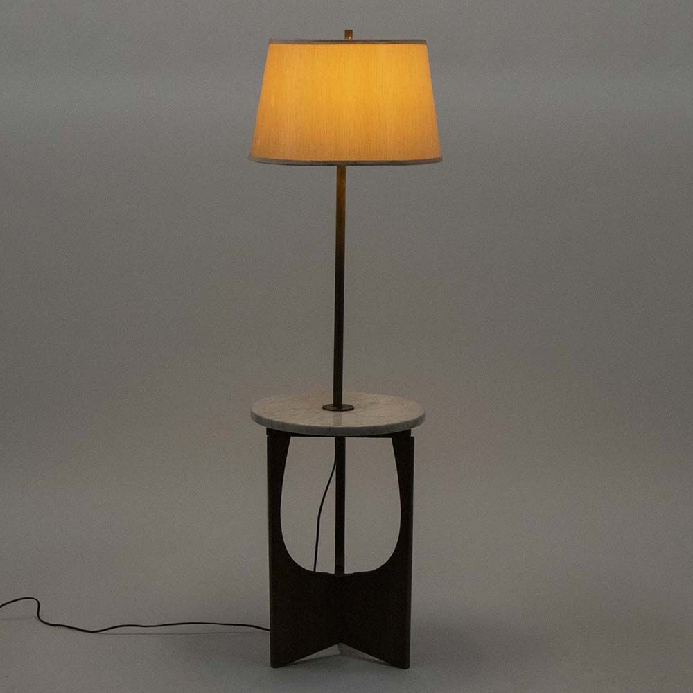 A Classic Mid Century Design From Adrian Pearsall This Floor Lamp