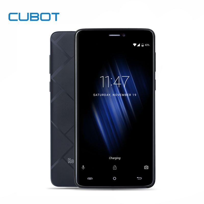 Cubot max 6.0 pulgadas hd de pantalla 4100 mah smartphone 3 gb ram 32 GB ROM Teléfono Celular MTK6753A Octa Core Android 6.0 Móvil teléfono