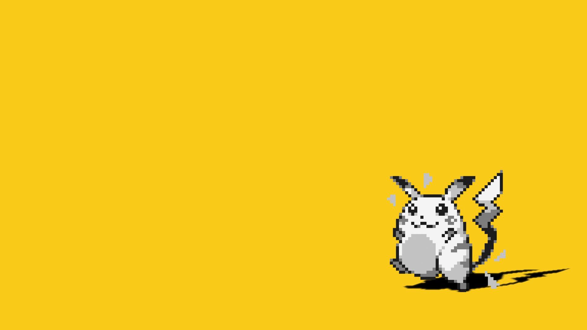Pikachu HD Wallpaper 1920x1080 ID45391 Pikachu