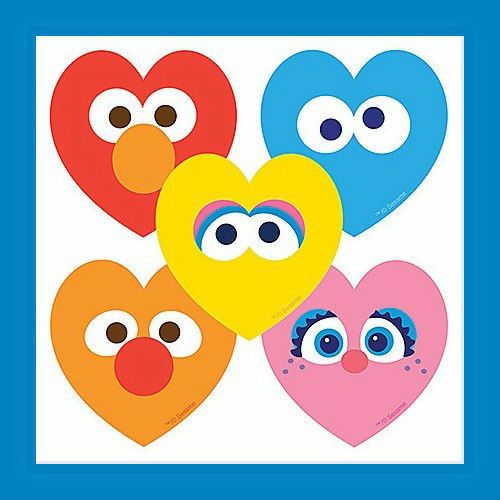 Pinterest The worlds catalog of ideas – Cookie Monster Valentine Cards