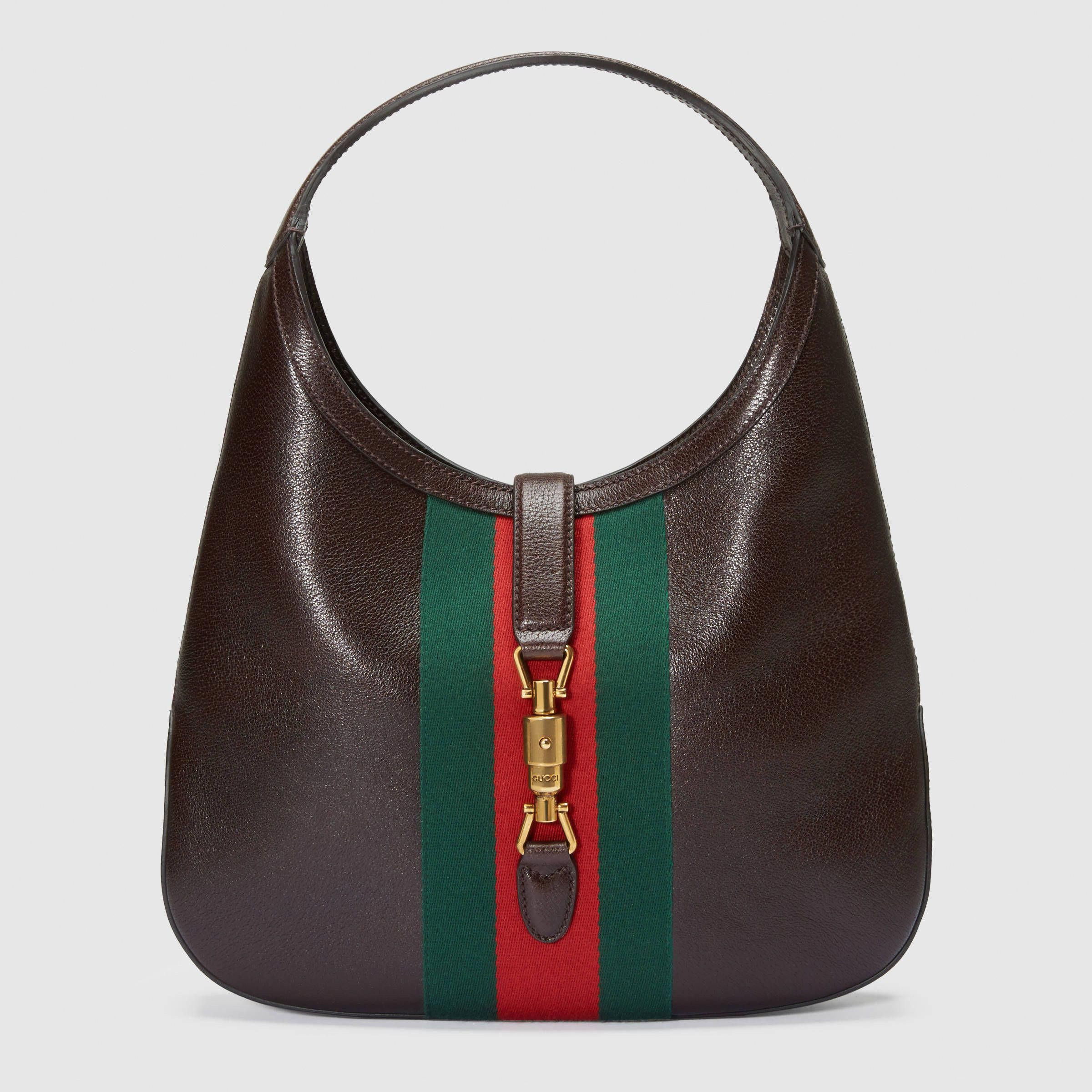 d2c08f9671 Borsa a spalla Jackie Soft in pelle - Gucci Borse 365458CWG1T2059  #Guccihandbags