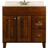 Bertch Osage Brindle Vanity Reasonably Priced Bathroom Vanities