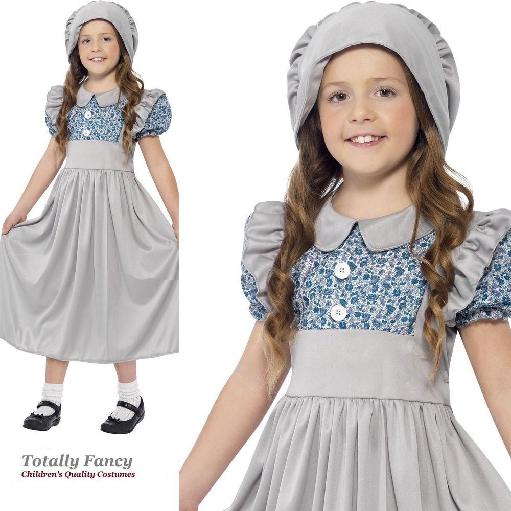 Edwardian//Victorian//Anne Gables//WW1//Book Day PINK DAY DRESS Costume all ages