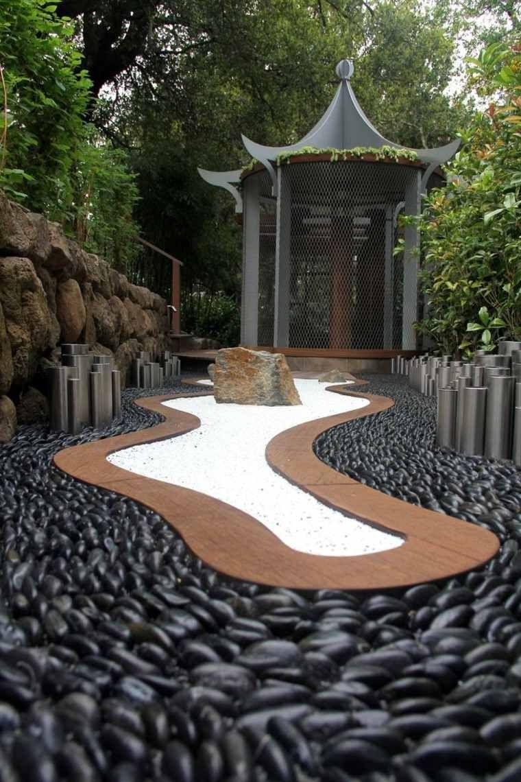 dco jardin zen extrieur un espace de rflexion et de relaxation - Decoration Jardin Zen Exterieur
