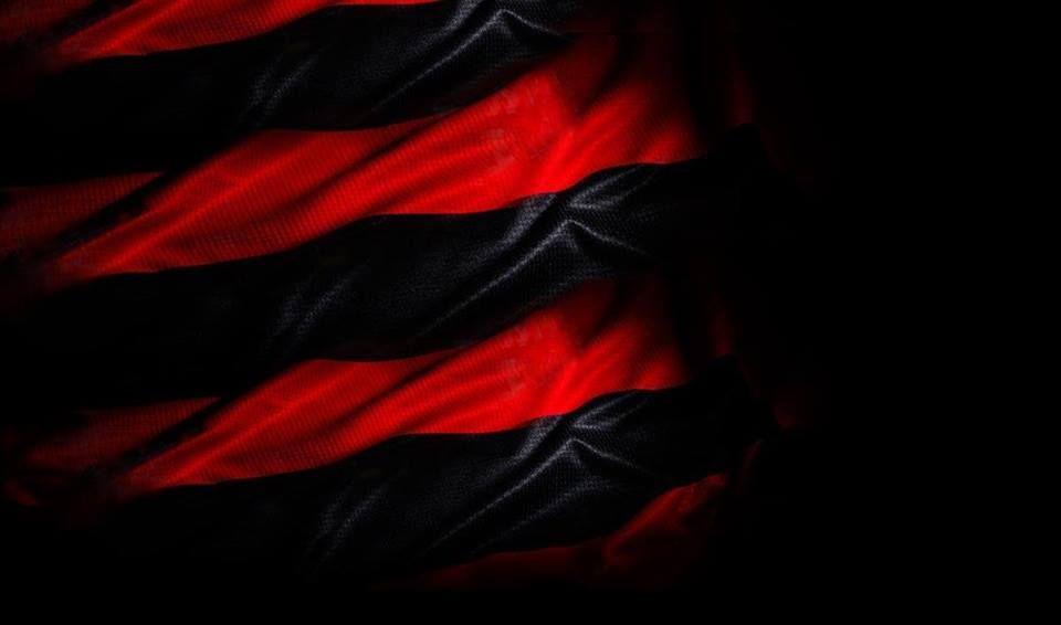 Eu sou rubro-negra. Flamengo até morrer!