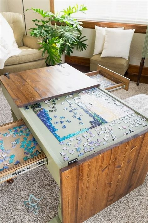 21+ Coffee table for playing games ideas