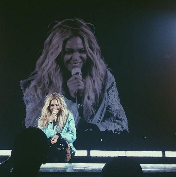 Beyoncé Formation World Tour Georgia Dome Atlanta Georgia 26th September 2016