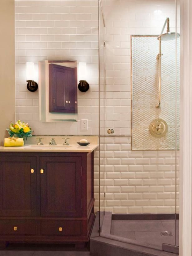Bathroom Renovation Shows three-quarter bathrooms | pictures, design and layout