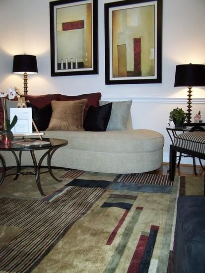 Redecorate My Living Room: Contemporary Living Room By VIP Designs