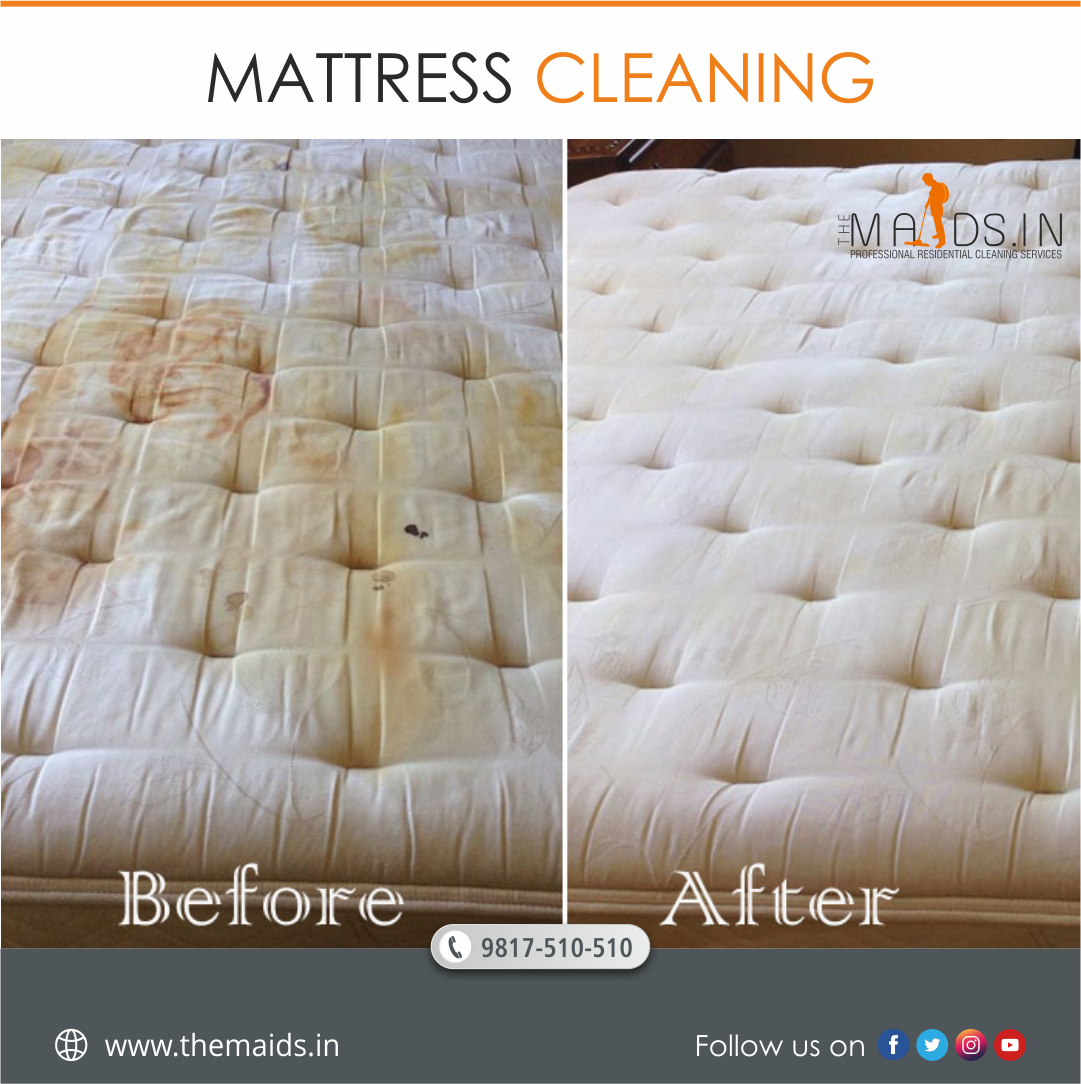 Searching for professional mattress cleaning services near