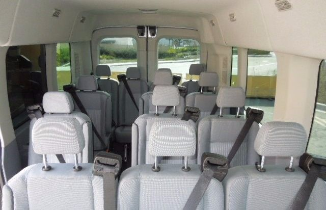 Used 2015 ford transit 350 xlt medium roof 15 passenger - Interior car cleaning los angeles ...