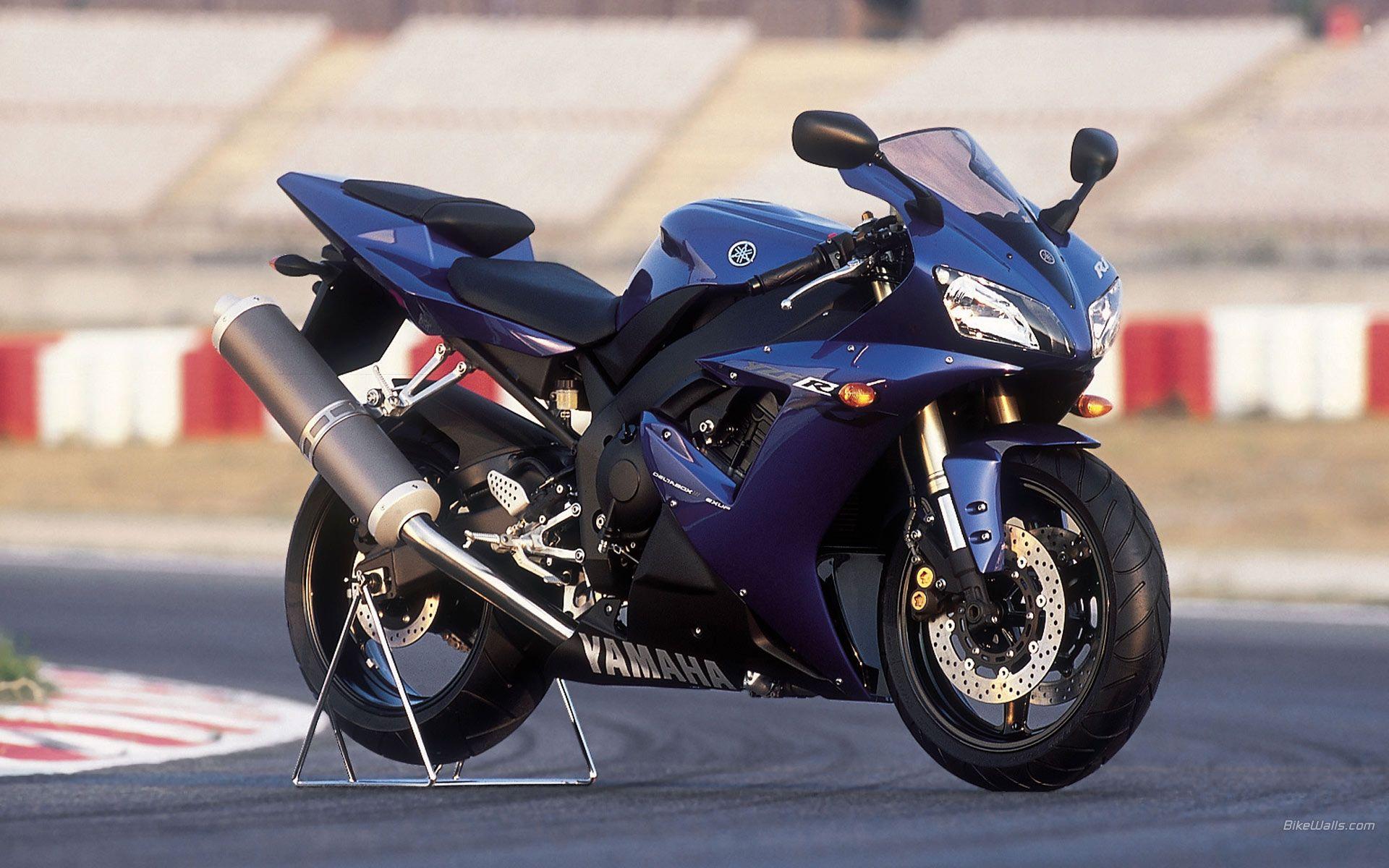 yamaha r1 2002 | обоя Yamaha YZF-R1 2002 08 1920x1200