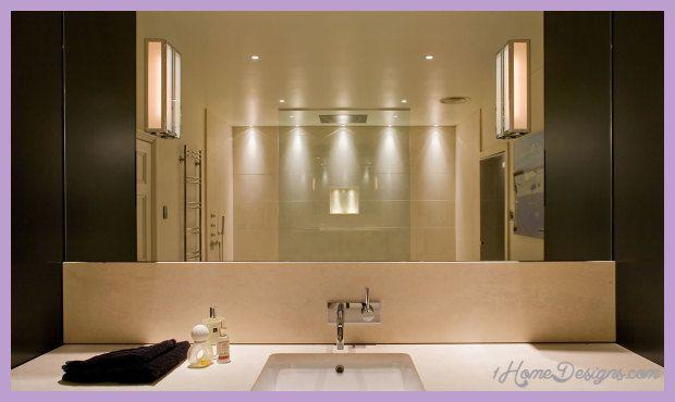 nice Bathroom Lighting | 1home designs | Pinterest | Luxury and Nice