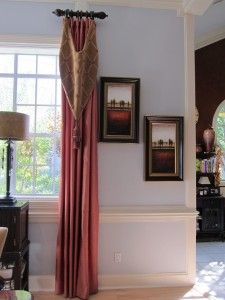 Short Curtain Rods For Windows