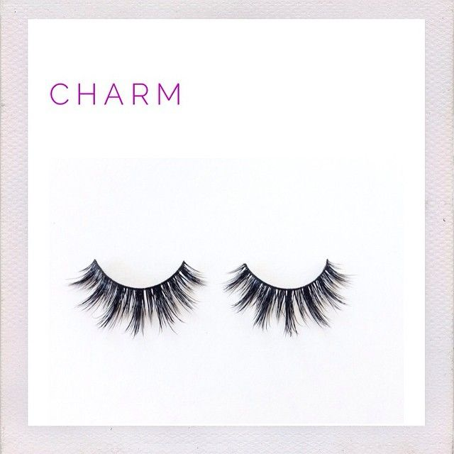 C H A R M   • Ultra-sexy with long, soft strands of alternating lengths. It's no surprise she's one of our best sellers. Charm is the epitome of prestige.  • 8mm - 12mm long  • 100% mink hair lashes on cotton band  • Mink Lashes are handmade, easy to apply and can be worn up to 25 times  • Packaged in signature Minka box perfect for gifting