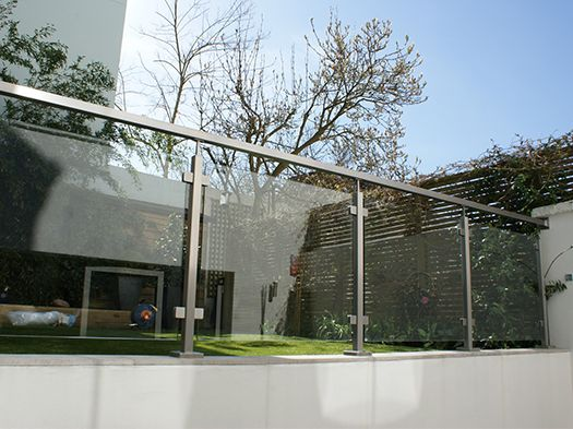Make a statement with our Square Tube balustrade systems ...