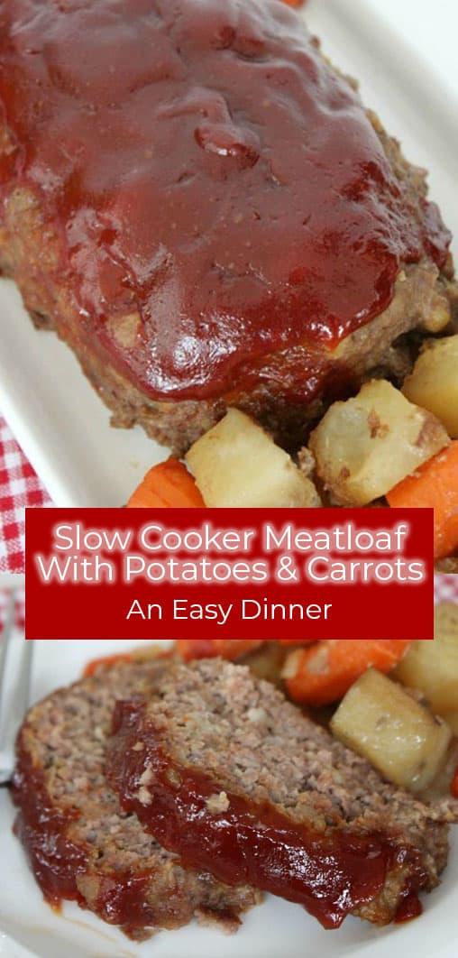 Slow Cooker Meatloaf Recipe Recipe Slow Cooker Recipes Meatloaf Slow Cooker Meatloaf Meatloaf