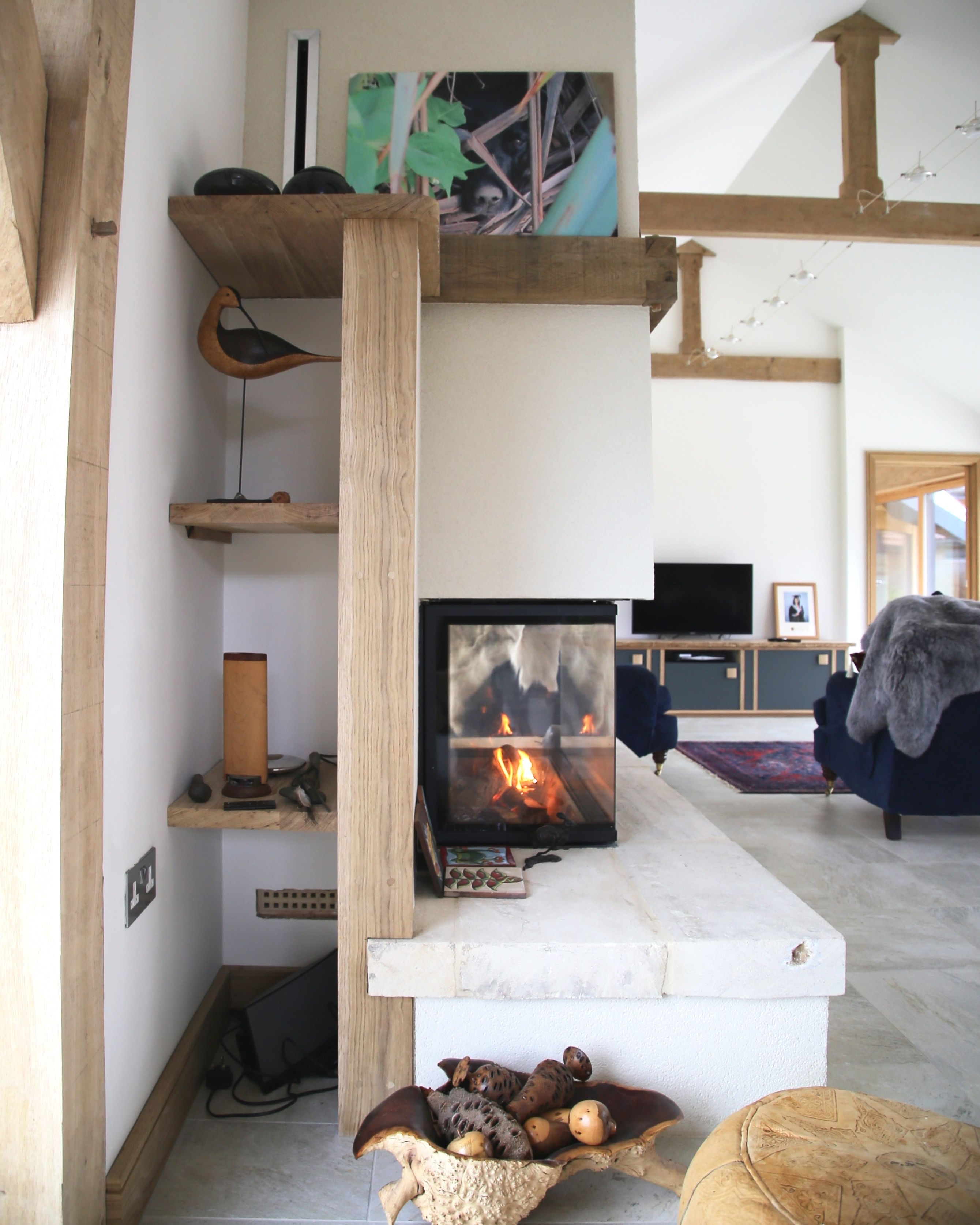 corinium stoves u0027 installation of a spartherm arte 3rl 100h