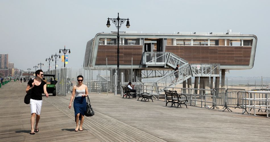 New York City Beach Restoration | Taktl