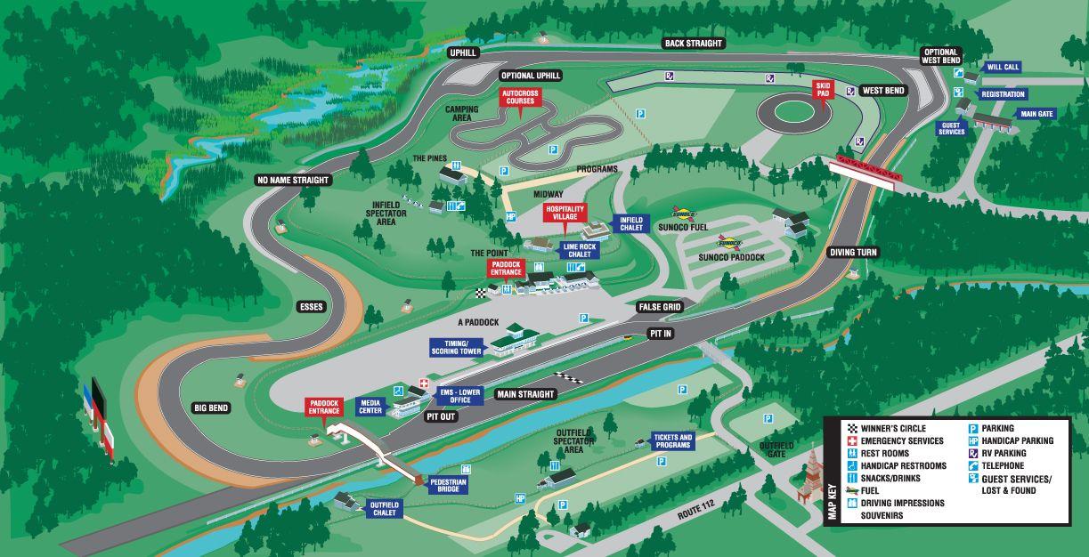 Watkins Glen Race Track >> Watkins Glen International The Glen Is An Automobile Race