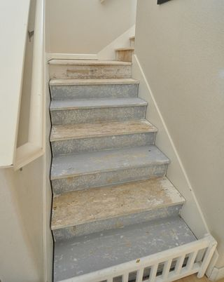 Best Pin By Kelly Camden On Stair Makeovers Basement Stairs 400 x 300