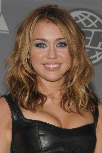 Miley Cyrus Hair Love The Color