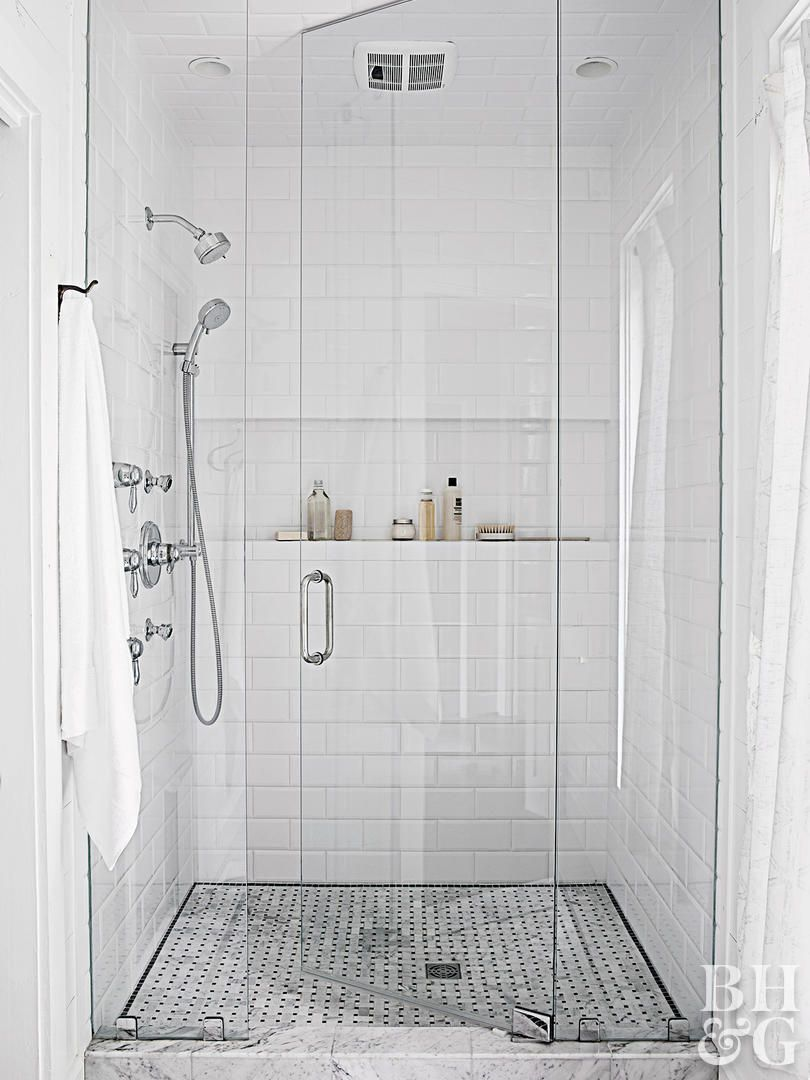 Our Favorite Bathroom Upgrades To Consider For Your Next Remodel Tile Walk In Shower Small Bathroom Upgrades Bathrooms Remodel