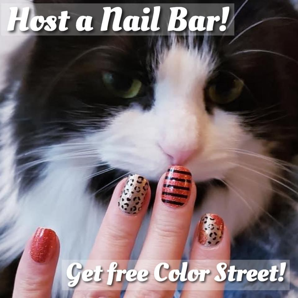 Pin By Tammy Hoffman On Cs Party Graphics In 2020 Color Street Free Coloring Color