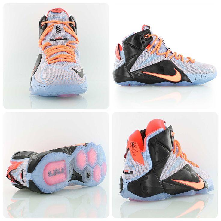 best authentic dc303 f893e Nike LeBron 12 Easter   Ƨнσɛƨ   Nike basketball shoes ...