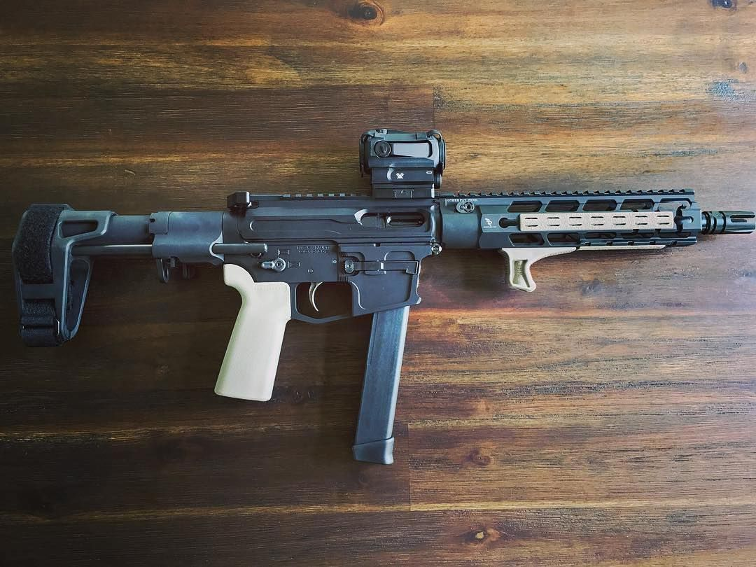 mike_lask First AR9 build completed New Frontier Armory
