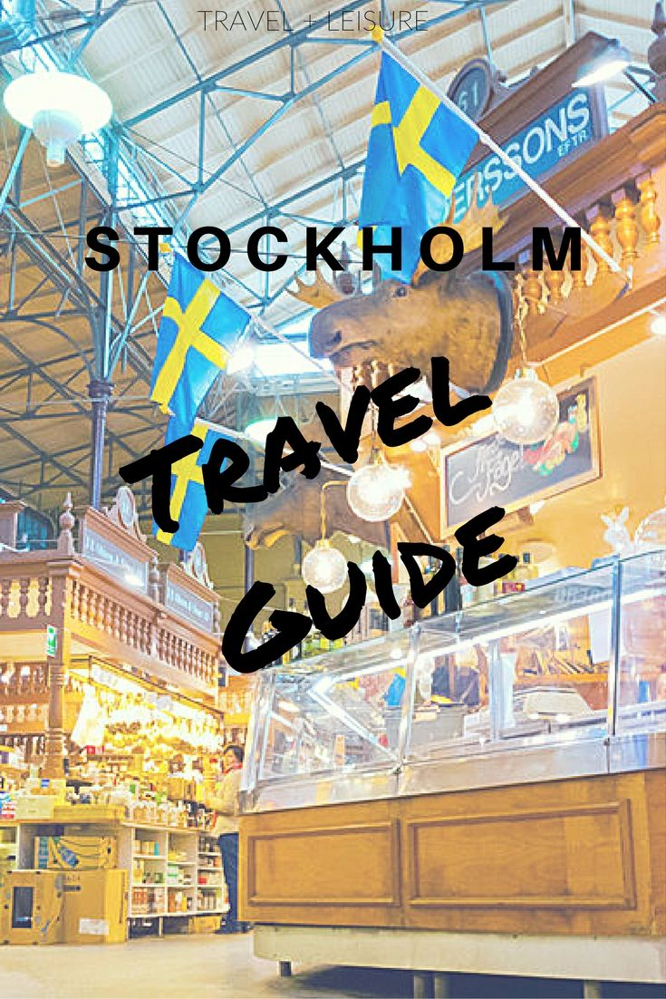 Stockholm is the cultural, political, and economic capital of Sweden, and a refined metropolis that has something for everyone.